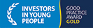Investors in Young People Gold Logo