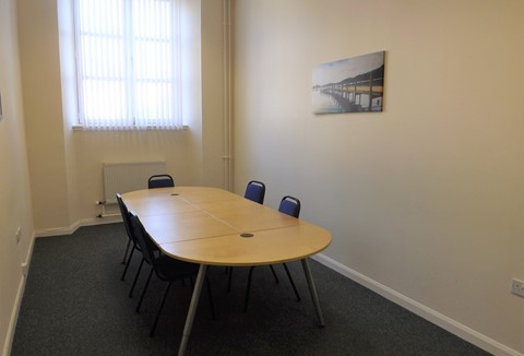 Meeting room to rent Kirkcaldy