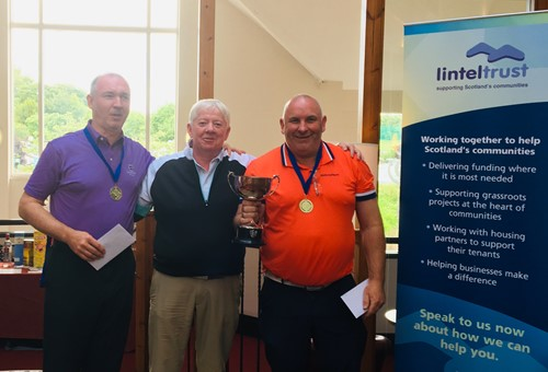 Charity golf teams swing for £6k
