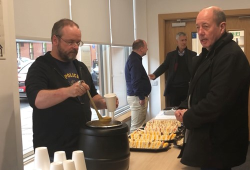 Lintel Soup serves up cash to Glasgow community projects